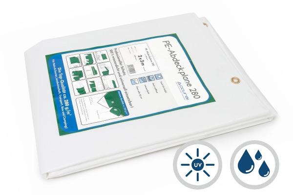 PVC Netz Sichtschutz   10m x 1,8m ca.280g//g//m² Grau B-Ware Nicht Wasserdicht!