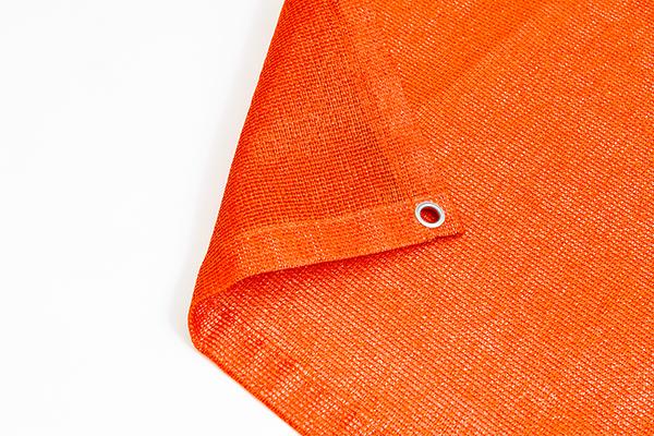 orange 76 % Schattierung