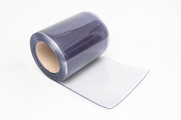 PVC-Streifen für Lamellenvorhang transparent
