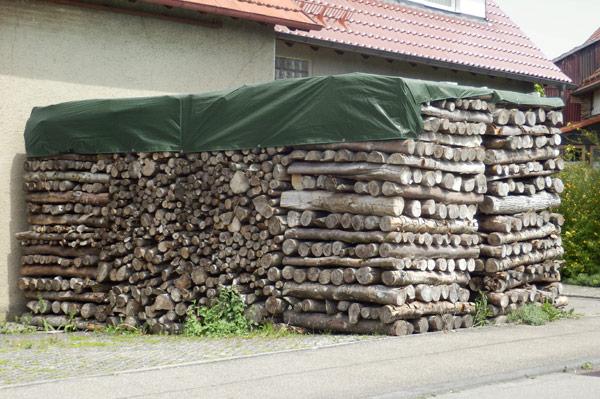 Für Brennholz, Landwirtschaft, Forstwirtschaft, etc.