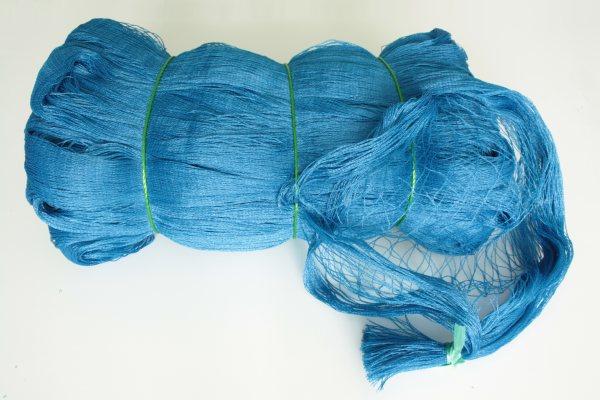 Vogelschutznetz blau - Maschenweite 25 x 25 mm