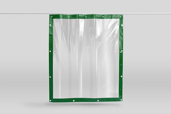 glasklar - transparent - durchsichtig