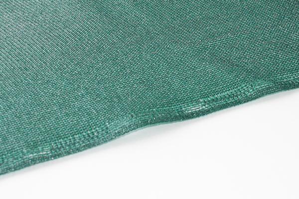 Schattennetz grün 75% Schattierung - Grammatur 150 g/m²