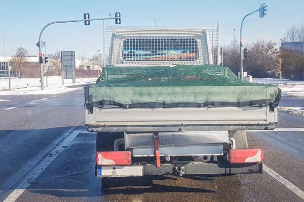 Für Pritschenwagen, Anhänger, Container, etc.