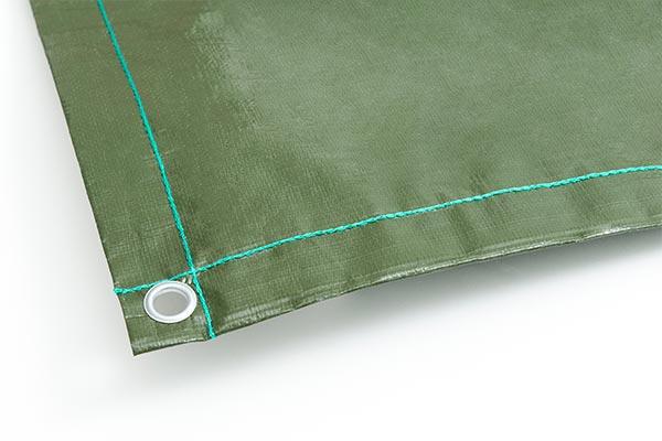 Gewebeplane nach Maß mit Ösen - 180 g/m²