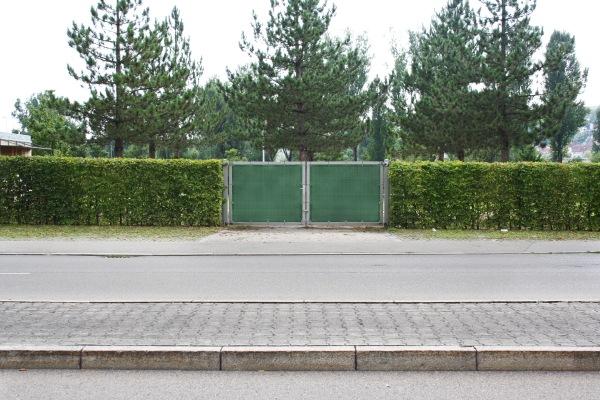 Sichtschutzfüllung für Tore passend für jedes Segment