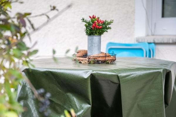 Außergewöhnlich Abdeckplane Abdeckhaube für Garten Terrasse Balkon #HK_72