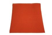 Balkonsichtschutz orange
