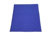 Balkonsichtschutz hell-blau