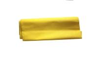 Balkonsichtschutz gelb