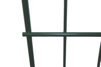 Stabmattenzaun grün oder anthrazit-metallic