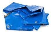 PVC Plane blau