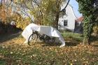 Wetterschutz im Garten oder auf der Terrasse