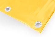 PVC Abdeckplane gelb RAL 1003