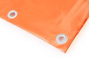 PVC Plane orange RAL 2004