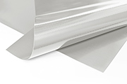 Meterware PVC Plane grau RAL7038