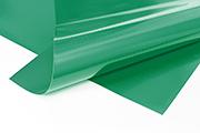 Meterware PVC Plane opalgrün RAL 6005