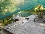 Teichnetz und Laubschutznetz