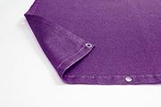 Zaunblende violett