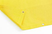 Sichtschutznetz gelb