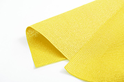 Windschutznetz gelb