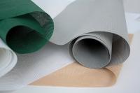 Stall Windschutznetz fein grün,  grau,  weiß,  beige.